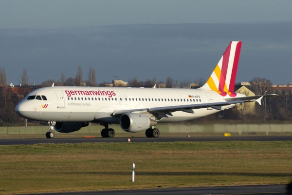 Germanwings Airbus A320-200 (© O. Pritzkow)