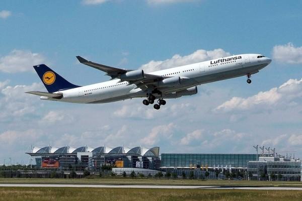 Lufthansa Airbus A340-300 (© I.Friedel, Lufthansa)