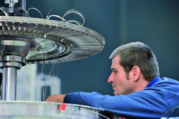 High-speed low-pressure turbine (© MTU)