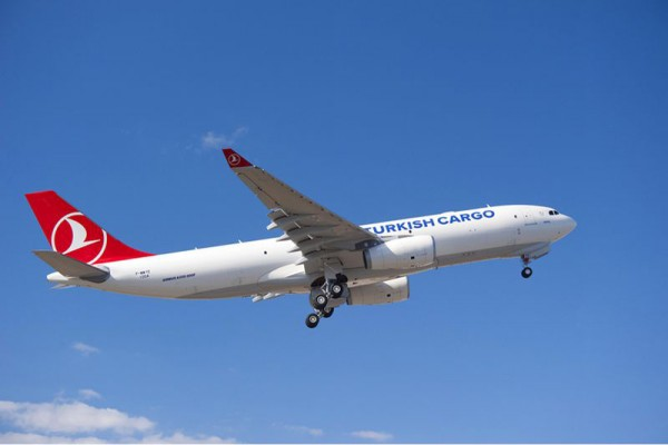 Turkish Cargo Airbus A330-200F