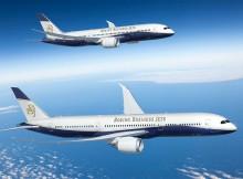 BBJ787-8 Dreamliner (© Boeing)