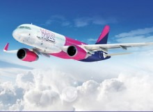 Artwork of a Wizz Air Airbus A320 in the new livery (© Wizz Air)