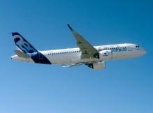 Airbus A320neo (© Airbus)