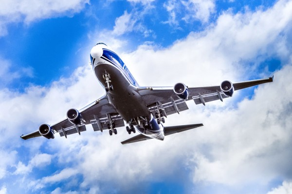 Boeing 747-400F of AirBridgeCargo (© Boeing)
