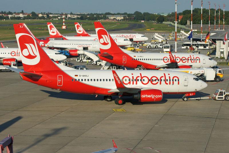 Air Berlin streicht Snacks und Getränke - European-Aviation.net