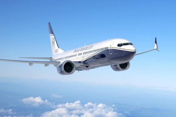 Boeing BBJ MAX 9 (© Boeing)