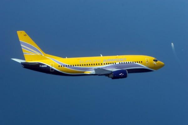 Europe Airpost Boeing 737-300 (© Europe Airpost)