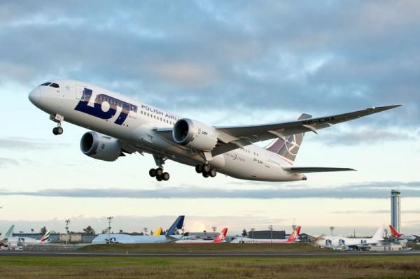 LOT Boeing 787 (© Boeing)