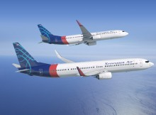 Boeing 737-900ERs in the livery of Sriwijaya Air (© Boeing)