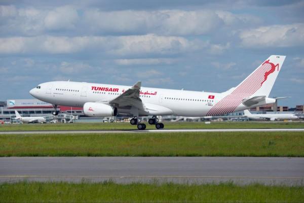 Tunisair Airbus A330-200 (© Airbus)