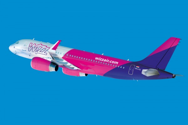 Wizz Air Airbus A320-200 (© Wizz Air)