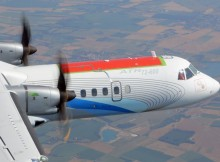 ATR72 of the Clean Sky Joint Technology Initiative (© ATR)
