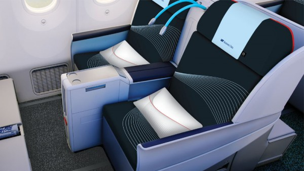 LOT Business Class (© LOT)