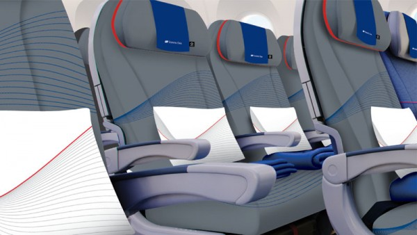 LOT Economy Class (© LOT)