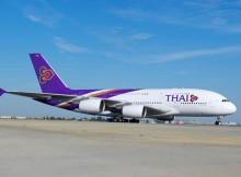 Airbus A380 of Thai Airways (© Airbus)