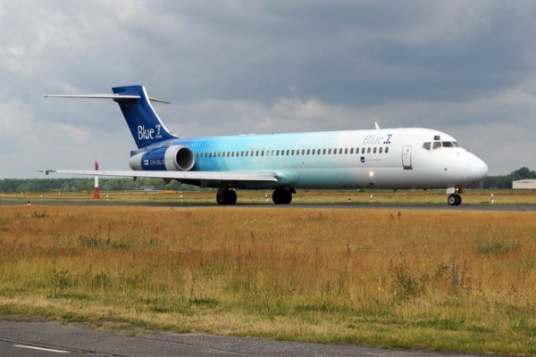 Blue1 Boeing 717-200 (© O. Pritzkow)