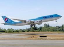 Boeing 747-8 Intercontinental der Korean Air (© Boeing)