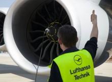 Weiterentwickeltes Cyclean-System (© Lufthansa Technik)