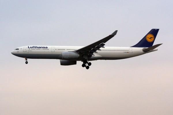 Lufthansa Airbus A330-300 (© O. Pritzkow)