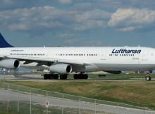 Lufthansa Airbus A340-300 (CC SA 2.0 BriYYZ)