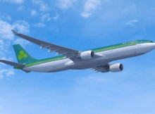 Airbus A330-300 in den Farben der Aer Lingus (© Airbus)