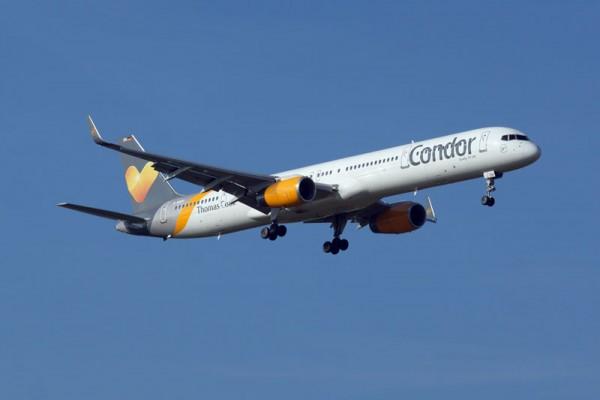 Condor Boeing 757-300WL (© O. Pritzkow)