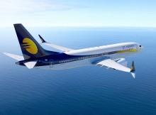 Boeing 737 MAX in den Farben der Jet Airways (© Boeing)