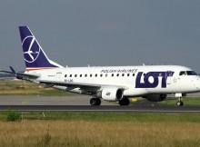 LOT Embraer 170 (GNU 1.2 K.v.Wedelstaedt)