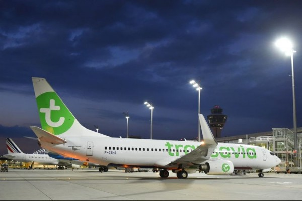 Transavia Boeing 737-800 (© Transavia)
