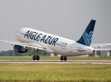 Aigle Azur Airbus A320-200 (© Aigle Azur)