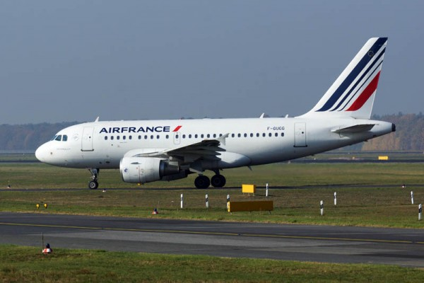 Air France Airbus A318 (© O. Pritzkow)