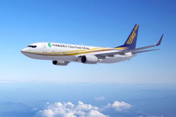 Boeing 737-800(BCF) in den Farben der China Postal Airlines (© Boeing)