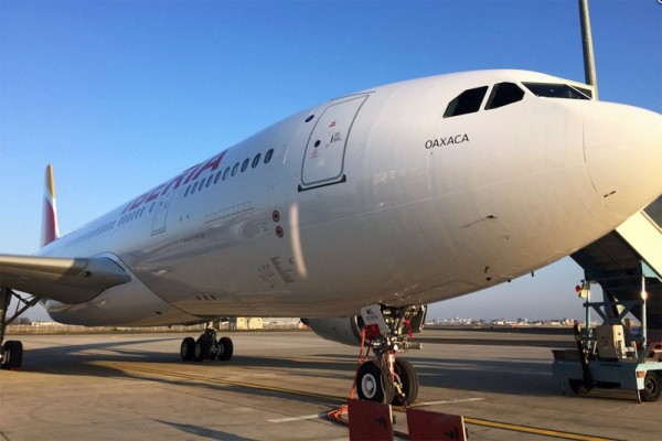 Airbus A330-200 der Iberia (© Iberia)