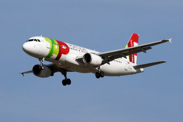 TAP Portugal Airbus A320-200 (© O. Pritzkow)