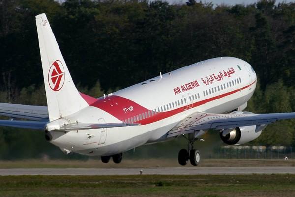 Air Algerie Boeing 737-800 (GFDL 1.2 K.v.Wedelstaedt)