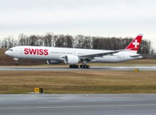 Boeing 777-300ER der Swiss (© Boeing)
