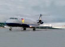 West Atlantic CRJ200 (© West Atlantic)