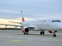 Austrian Airlines Embraer 195 (© AUA)