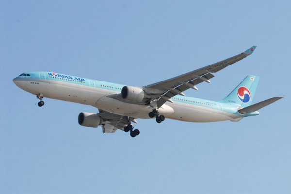 Korean Air Airbus A330-300 (© Korean Air)