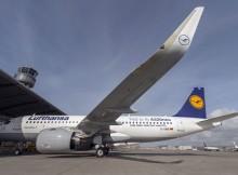 Zweiter Airbus A320neo der Lufthansa (© C. Brinkmann)