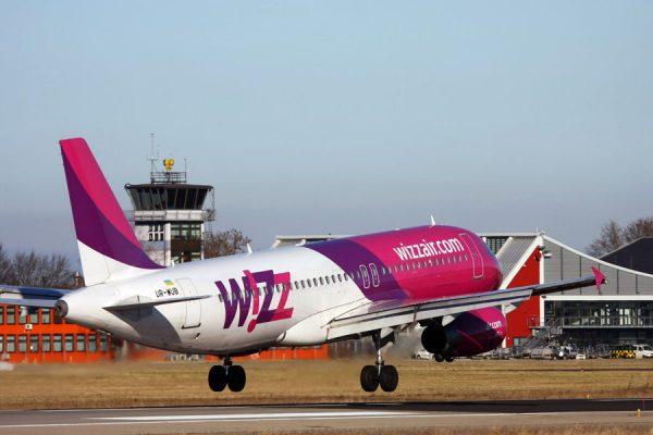 Wizz Air in Memmingen