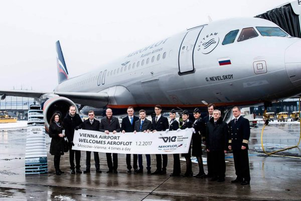 Frequenzaufstockung zwischen Moskau und Wien (© VIE)