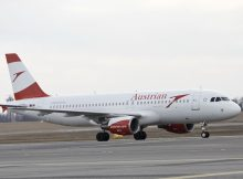 Austrian Airlines operated by Air Berlin, Wien 27.02.2017 Foto: Michèle Pauty
