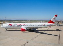 B777 special livery 1 (C) Austrian Airlines_Felipe Kolm