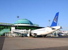 Flughafen Astana (© Air Astana)