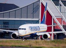 Ryanair am Flughafen Memmingen (Foto: Memmingen Airport)