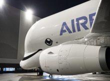Das Design erinnert an den Beluga-Wal (Foto: Airbus)